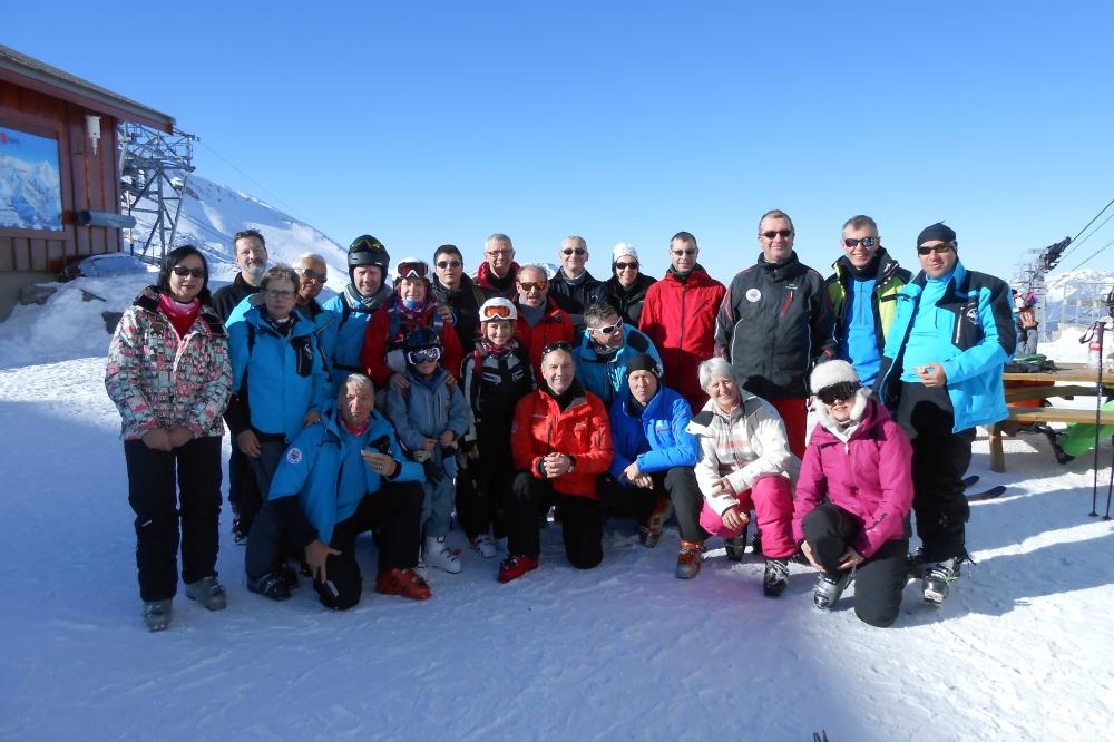 Ouverture de la saison ski alpin 2018-2019 aux 2 Alpes