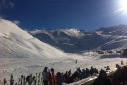 Ouverture de la saison 12/2017 aux 2 Alpes