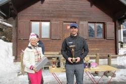 Mon Premier Dossard et course du club 4 mars 2018