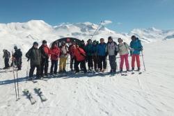 Sortie Val d'Isère 13 et 14 avril 2019